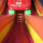 noleggio gonfiabili per bambini  verona cars 9